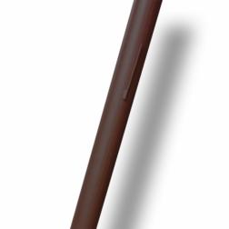 Столб с усами 2,3м грунтованный
