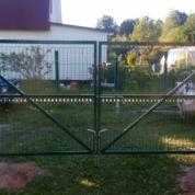 """Забор из сварной сетки """"Гиттер 3D"""""""