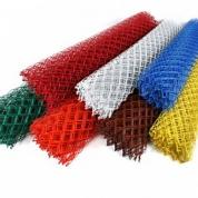 Сетка Рабица оцинкованная с полимерным покрытием цвет по RAL