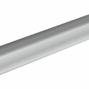 Столб для забора 50х50х1.2 мм 3 м. цинк+RAL