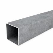 Столб для забора 60х60х1.4 мм 3 м. цинк+RAL