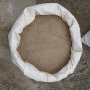 Песок строительный (50кг)