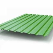Профлист с полимерным покрытием с 2-х  сторон (0,45 мм)