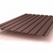 Профлист с полимерным покрытием с 2-х  сторон (0,5мм)
