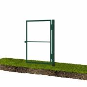 Каркас калитки для облицовки профлистом, деревом и т.п.